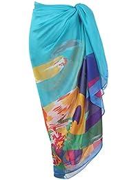 d64b438f0f8b3 Large Sarong Beach Cover Up Wrap Beachwear Skirt Dress for Women