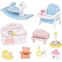 Epoch Sylvanian Families Sylvanian Family Doll Baby Toys Set F -211 by