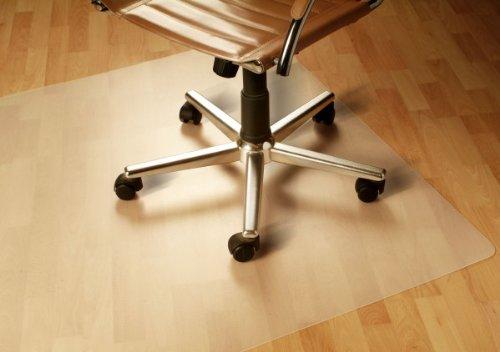 Preisvergleich Produktbild Bürostuhlunterlage für Hartböden (Parkett, Laminat, Fliesen, etc.)