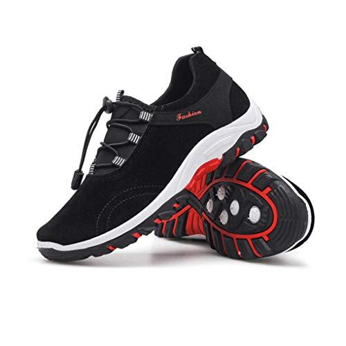 Chaussures de Sports Homme CIELLTE Sneakers Chaussures de Course Baskets Semelle de Protection Chaussures de Randonnée Sécurité