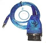 VAG-COM USB KKL OBD 2 Cable VAG.COM for v409.1 / VCDS Lite AUDI VW Skoda Seat