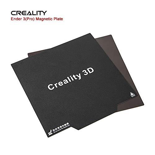 Sovol Creality Ender 3 Druckbett Flexible Magnetischen Oberfläche Abnehmbaren Matte 3D Drucker Plattformen für Ender 3X / 3 Pro, CR-20