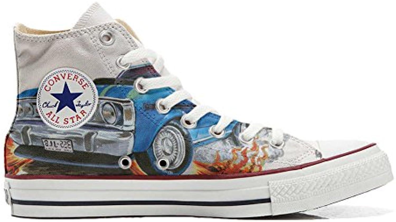 Converse All Star personalisierte Schuhe (Handwerk Produkt) mit Chevrolet