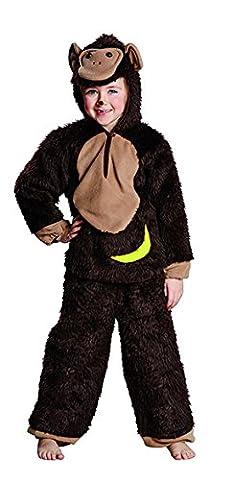 Chimpanzé 2pièces enfants Costume peluche