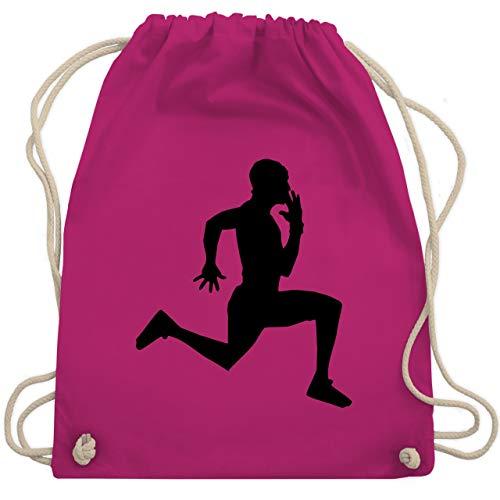 Laufsport - Läufer - Unisize - Fuchsia - WM110 - Turnbeutel & Gym Bag
