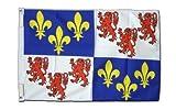 Digni Drapeau France Picardie - 60 x 90 cm...
