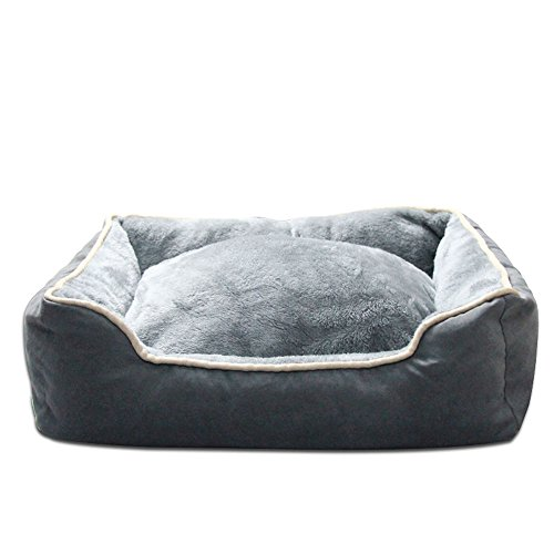 lujo-facil-de-limpiar-lavable-mascota-cama-gris-bolster-rectangular-cuadrado-nido-con-fundas-extraib