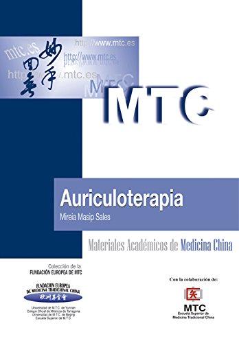 Descarga gratuita de libros en inglés Auriculoterapia: Materiales Académicos de Medicina China PDF FB2