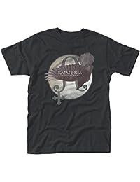 Plastic Head Katatonia Fall of Hearts, T-Shirt Homme
