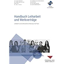 Handbuch Leiharbeit und Werkverträge