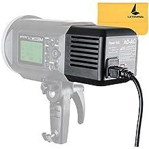 Godox AD-AC Potencia Fuente AC Pared Adaptador Cable para AD600B AD600BM AD600M AD600