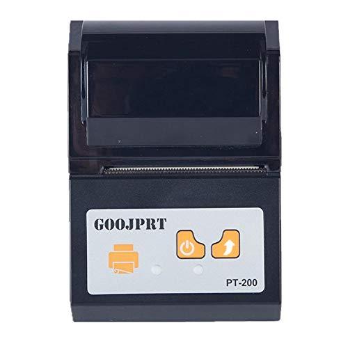 Mini Impresora térmica inalámbrica portátil, POS de Impresora de Ti