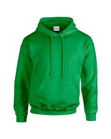 Gildan Sweat à capuche adulte Heavy Blend ™ irlandais Vert
