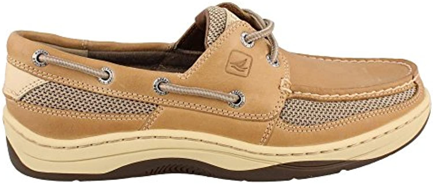 Sperry para hombre, Tarpon 2 Eye Boat Shoes LINO 8 M