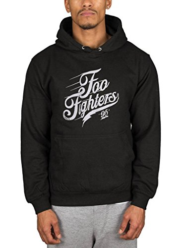 AWDIP Official FOO Fighters Text Logo Hoodie