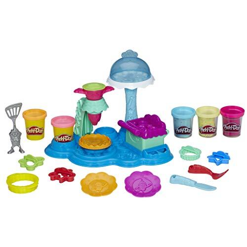 Play-Doh - Fiesta de Pasteles, Multicolor (Hasbro B3399EU6)