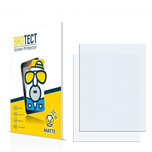2X BROTECT Matt Displayschutz Schutzfolie VDO Dayton PN 2050 (Matt, entspiegelt, Anti-Fingerprint-Beschichtung, Blasenfreie Montage, Passgenauer Zuschnitt) -