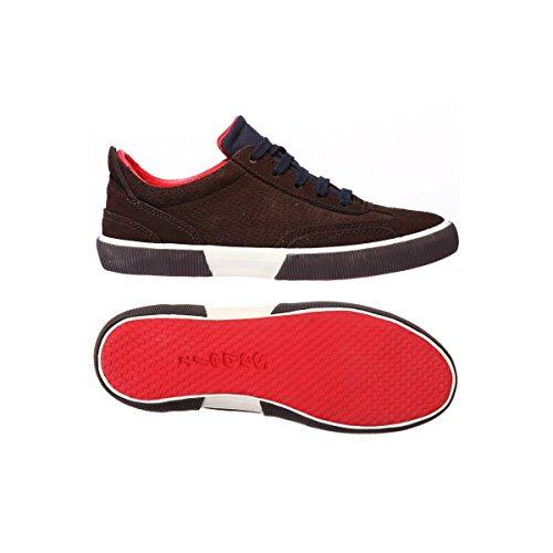 Sneakers - 203j-suede - Bambini Sigaro