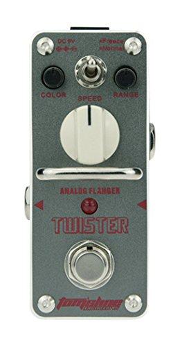 tomsline atr3Twister,-Mini Pedale, Flanger analogico per 70s EH Electric Mistress