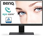 BenQ GW2280H 21.5 Inch FHD 1080p LED Eye-Care Monitor, 1920x1080 Display, VA, Low Blue Light Technology, Flick