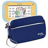 DURAGADGET Funda Azul De Neopreno Para Tablet Lexibook Junior Power Touch