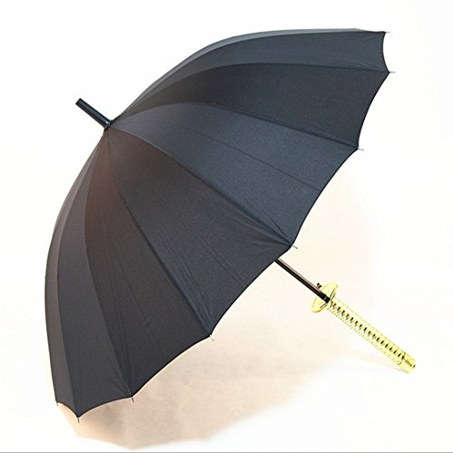GTWP GT Umbrella Messergriff überdimensioniert Automatisch Umbrella Anti-UV Waterproof Parasol Regenschirm Sunshade
