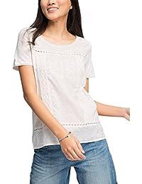 Esprit 046ee1k009 - Camiseta Mujer