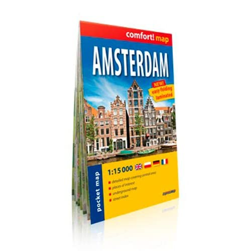 AMSTERDAM  (GB) 1/15.000 (POCHE)