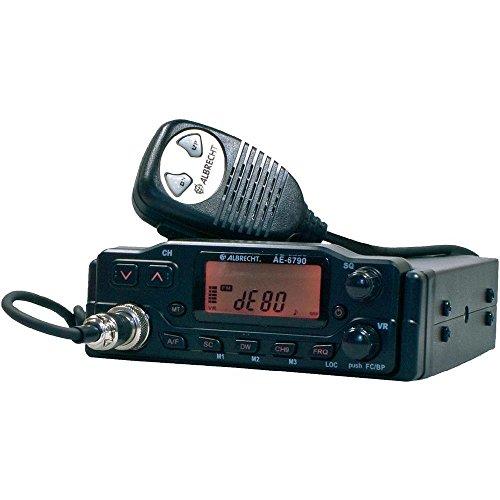 Schemi Elettrici Radio Cb : Albrecht ae multi channel multi region mobile cb radio