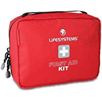 Lifesystems Empty First Aid Kit - Red