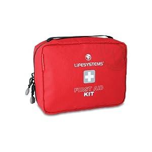 41idLlLp1SL. SS300  - Lifesystems Empty First Aid Kit - Red