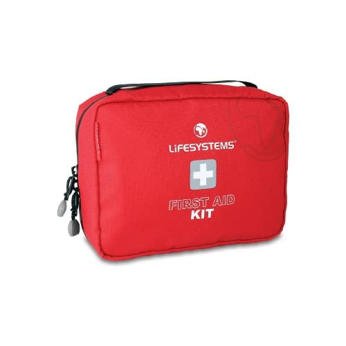 41idLlLp1SL. SS500  - Lifesystems Empty First Aid Kit - Red