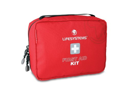 Lifesystems First Aid Case, With Quick Find Labelling System