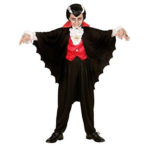 Widmann 00351 - Vampirumhang für Kinder, Einheitsgröߟe, (Gruseligsten Für Kostüme Kinder)