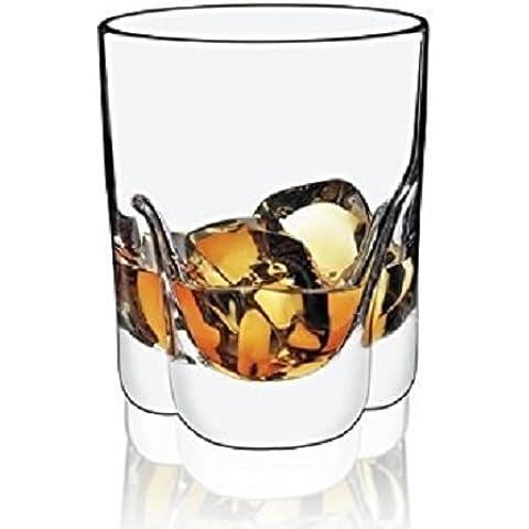 6vasos de Whisky–Victory–250ml–Sables & Reflets
