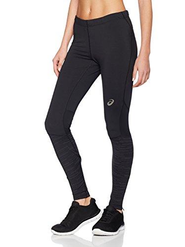 Asics Liteshow Tights abbigliamento donna, Unisex, Oberbekleidung Lite Show Tights, nero, S