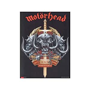 Motörhead - Poster Sword