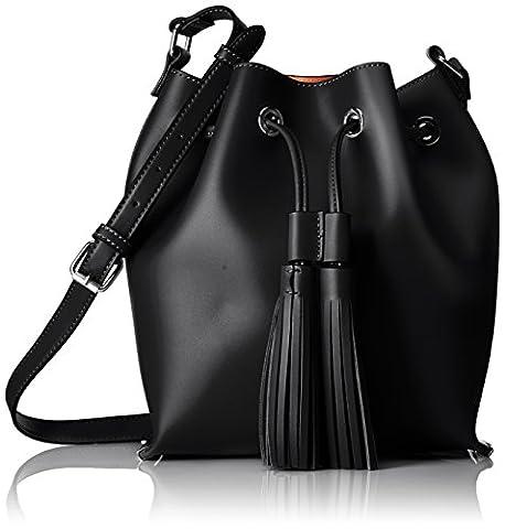 ALDO Roundlake, Sacs portés dos femme, Schwarz (Black), 12x27x32 cm (L x H P)