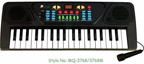Others Melody Mixing Piano Organ with Microphone MIC Synthesizer