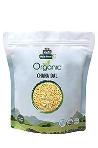 Organic Chana Dal 500 gm - Laxmi Daily Feast