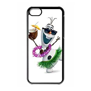 Olaf iPhone 5c Cell Phone Case Black NSO