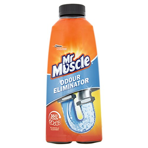 Mr Muscle Kitchen and Bathroom Active Foamer 500 ml (Pack of 2)