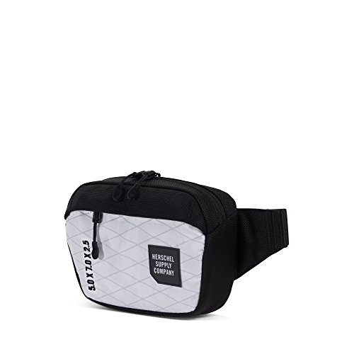Herschel Tour Small White/Black