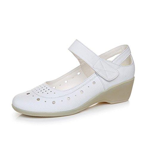 Portefeulilles en cuir pour chaussures/Cales chaussures/Trajet confortable aux souliers de travail B