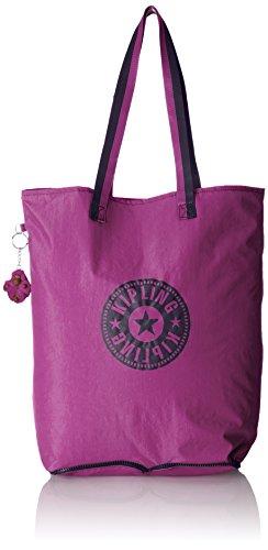 Kipling - Hip Hurray 5, Borse Tote Donna Rosa (Urban Pink C)