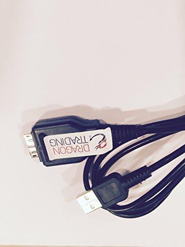 USB-Kabel für Sony Cyber-Shot DSC-W270/B Digital Kamera-Länge: 1,5m von Dragon Trading® Digital Kamera 1,5