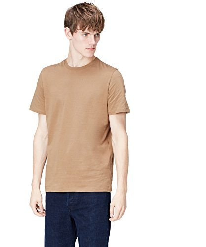 T-Shirts Herren T-Shirt , Beige (Otter), Medium