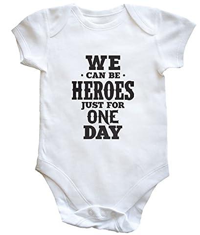 HippoWarehouse Baby Jungen (0-24 Monate) Unterhemd Weiß Weiß 74