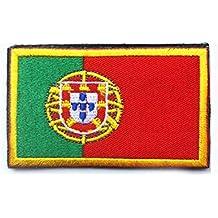 Ouken Bandera de Banderas al Aire Libre de Brazalete Bandera Parche Bordado Brazalete Chic países Bandera
