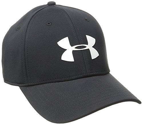 Under Armour Herren UA Golf Headline Cap Kappe, Black, XL/XXL
